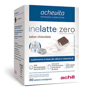 INELATTE-ZERO-ACUCAR-CHOCOLATE-30-TAB.-MASTIG